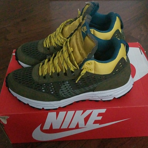 reputable site 2784a 3a7a2 Nike Lunar LDV Sneaker Boot. M 5a7b54498af1c52df020ccdc